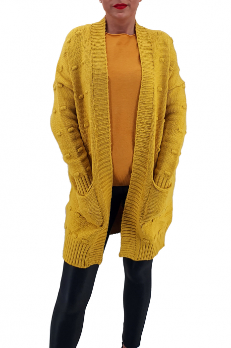 Cardigan din tricot Lidia 0
