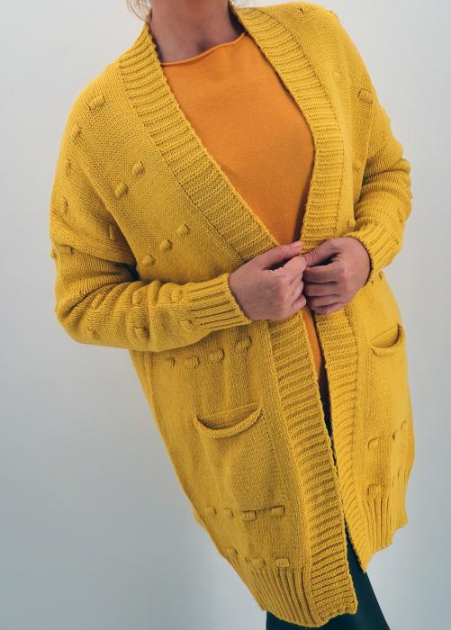 Cardigan din tricot Lidia 1