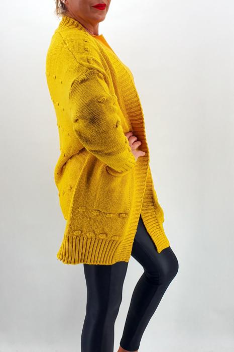 Cardigan din tricot Lidia 3