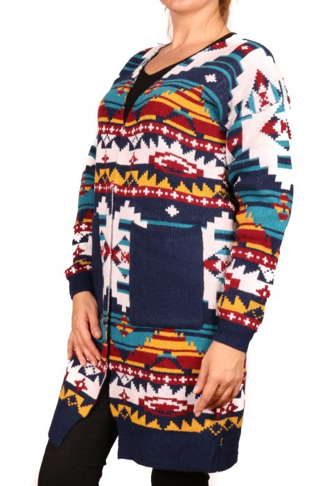 Cardigan din tricot Didina 3 [0]
