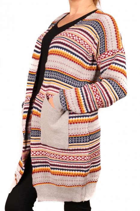 Cardigan din tricot Didina 2 [2]