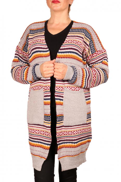 Cardigan din tricot Didina 2 [0]