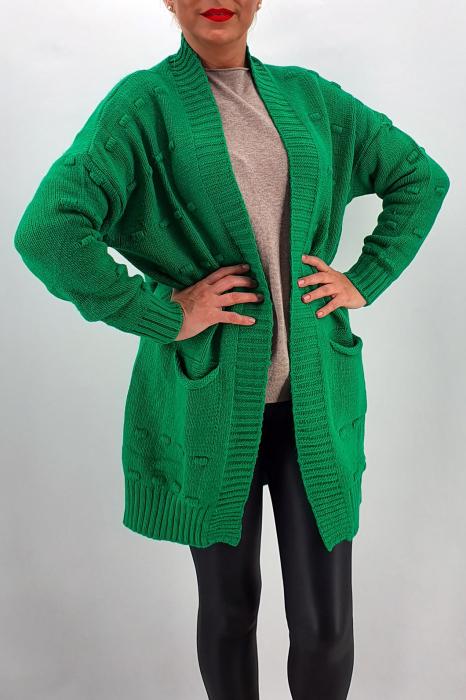 Cardigan din tricot Lidia 2 1
