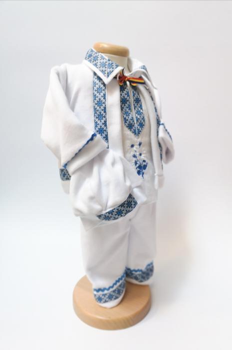 Compleu traditional baietel Bogdan 4 5