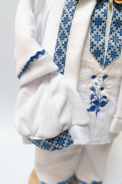 Compleu traditional baietel Bogdan 4 3