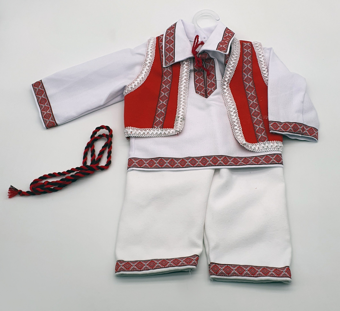Compleu traditional baietel Darius 4 0