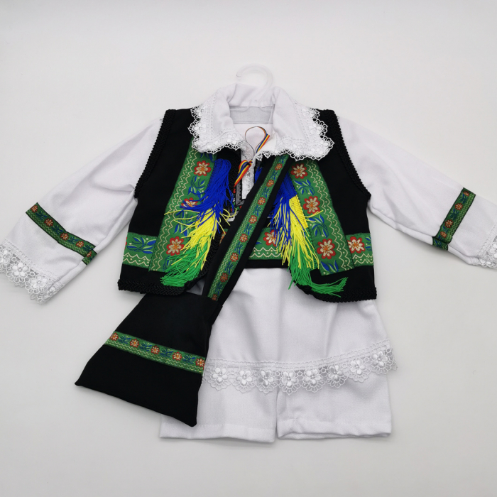 Compleu traditional baietel Costel 0