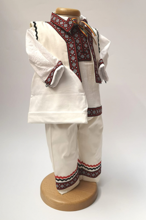 Compleu traditional baietel Darius 7 3