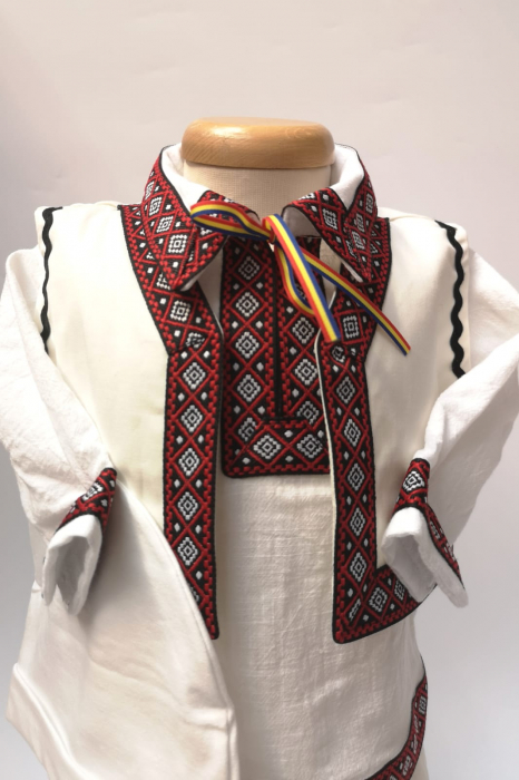 Compleu traditional baietel Darius 7 2