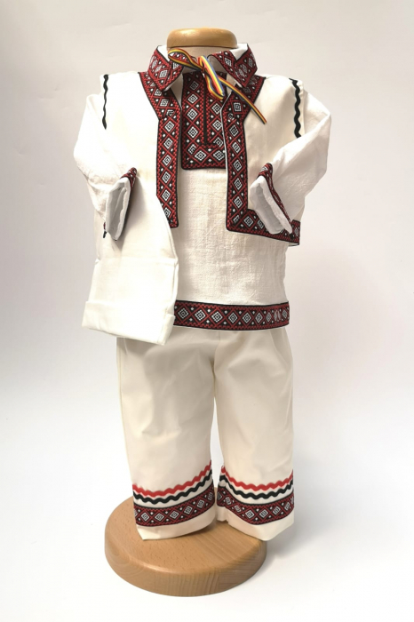 Compleu traditional baietel Darius 7 0