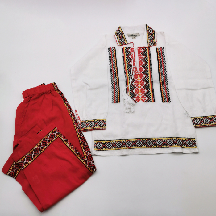 Costum traditional baieti- Costin 3 0