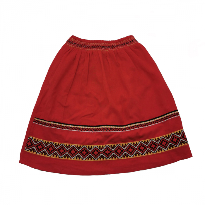 Compleu traditional fetita Natalia 3 1
