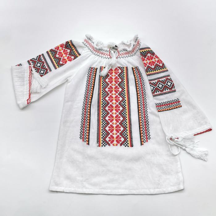 Compleu traditional fetita Natalia 3 2