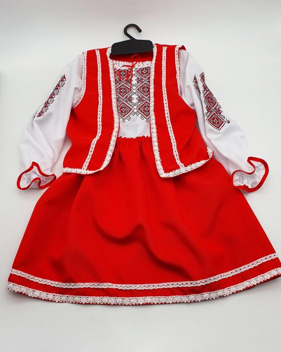 Compleu traditional fetite Natalia 7 0
