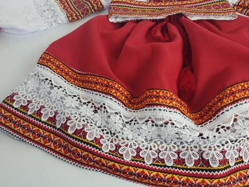 Compleu traditional fetita Adela 2