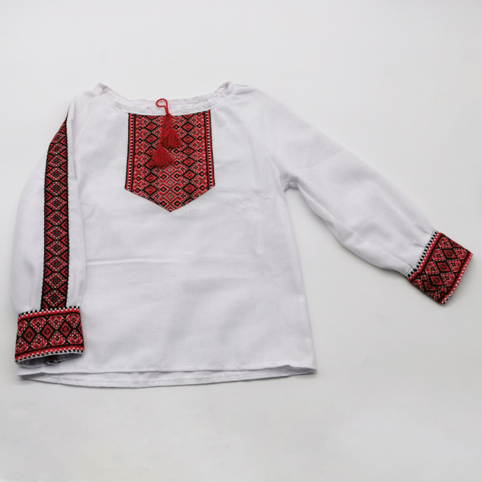 Compleu traditional fetita Natalia 4 2