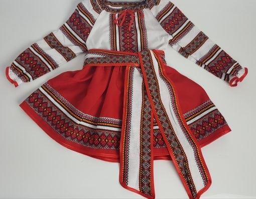 Compleu traditional fetita Natalia 0