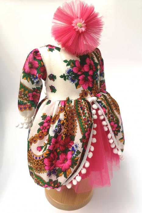 Compleu traditional Ioana 4 - de la 1 la 8 ani 2