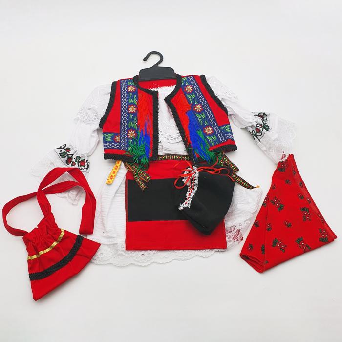 Compleu traditional Ie/Fusta/Vesta/Fota/Batic/Traista si Botosei 1