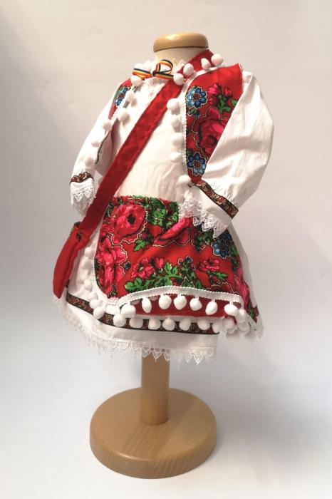 Compleu traditional Ioana - de la 2 la 10 ani 2