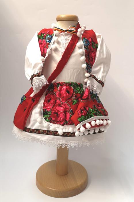 Compleu traditional Ioana - de la 2 la 10 ani 3