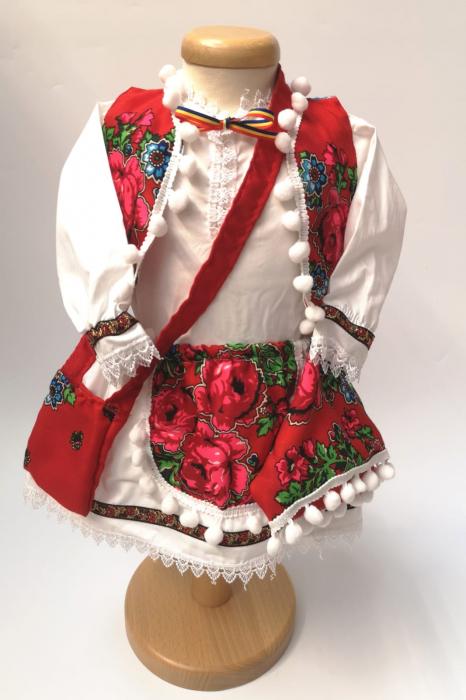 Compleu traditional Ioana - de la 2 la 10 ani 0