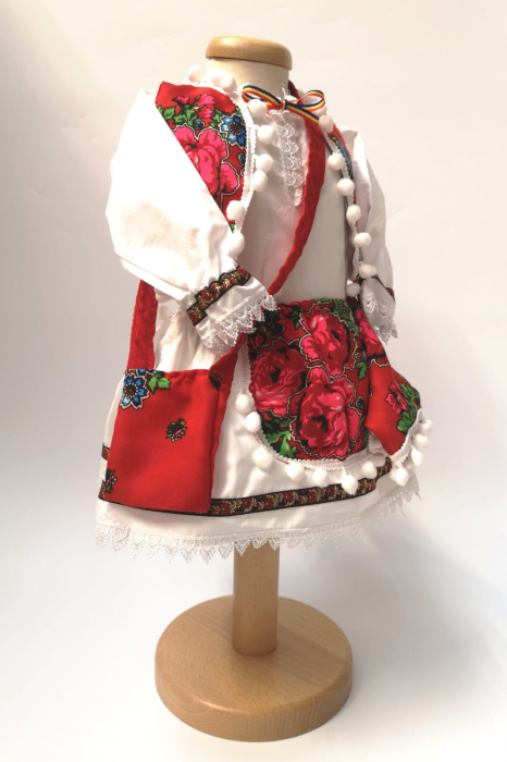 Compleu traditional Ioana - de la 2 la 10 ani 1