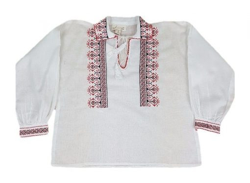 Ie traditionala Baieti Mircea 3 1