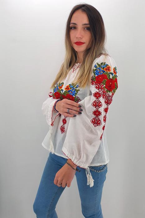 Ie Traditionala Trandafira 4 2