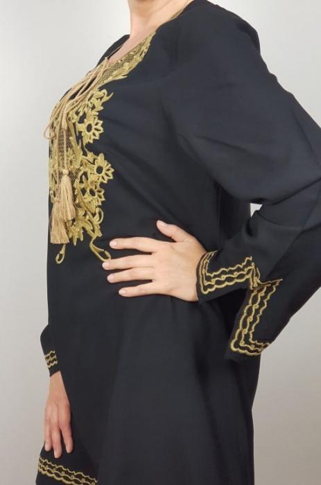 Bluza lunga stilizata Dumitra 1