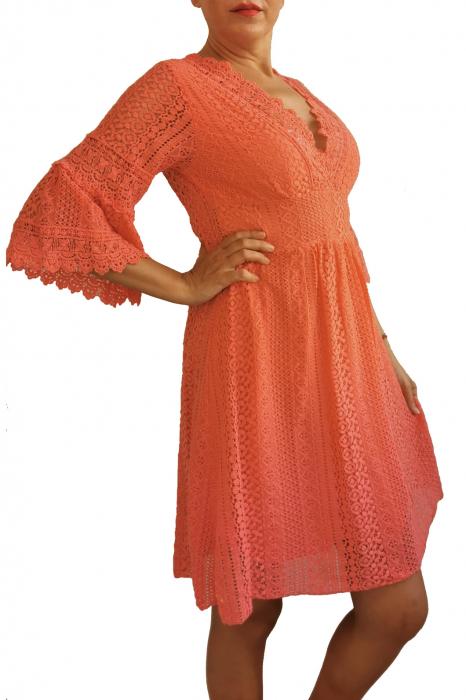 Rochie dantela Evita 3 2