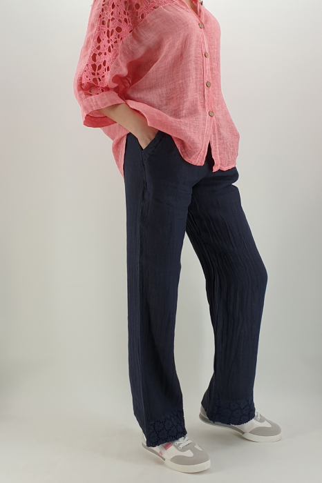 Pantalon In Emanuela 0