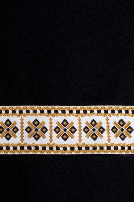 Rochie Stilizata cu Motive Traditionale Darlene 1