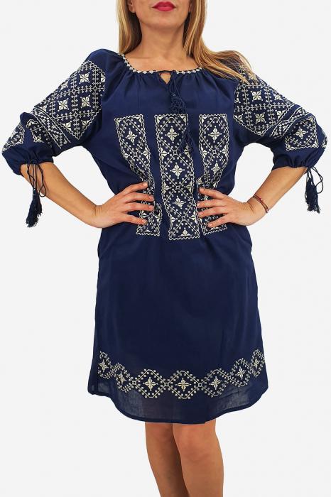 Rochie Traditionala Dorina 3