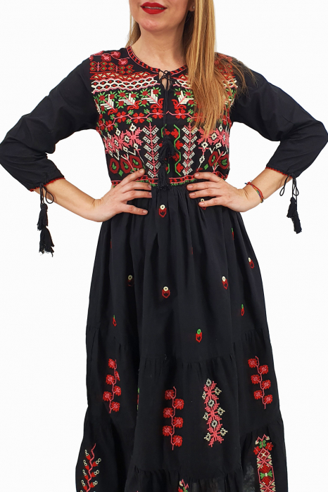 Rochie Traditionala Edera [2]