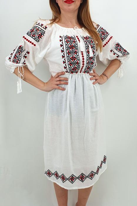 Rochie Traditionala Carmen 2 1