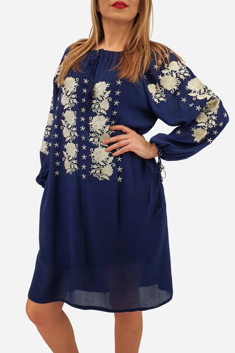Rochie Traditionala Claudia 2 0