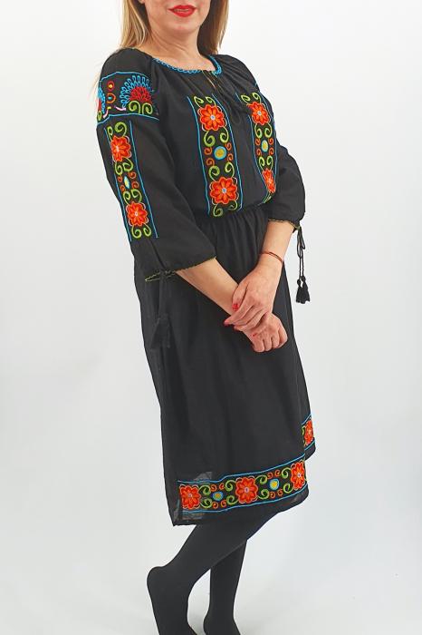 Rochie Traditionala Corinuta 2 3