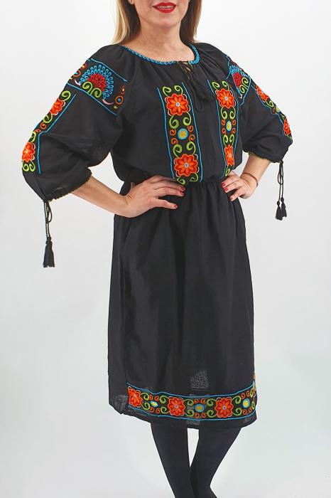 Rochie Traditionala Corinuta 2 0