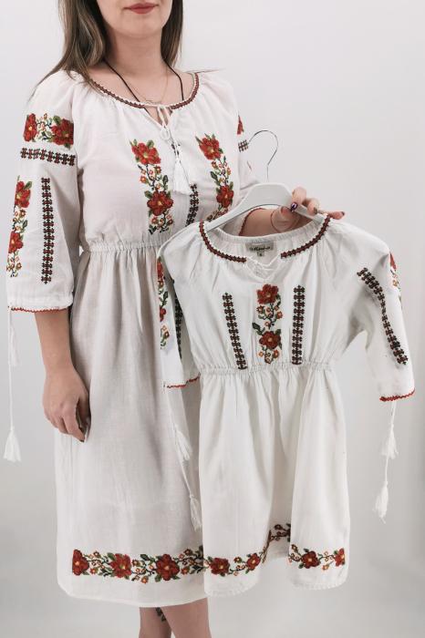 Rochie Traditionala Cornelia 2 3