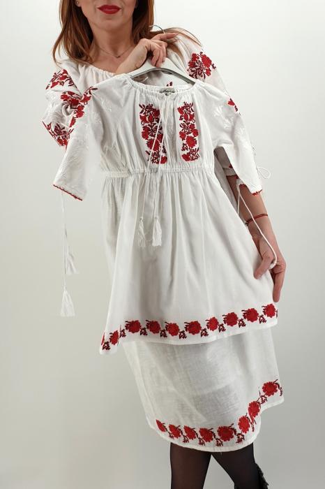 Rochie Traditionala Anina 4