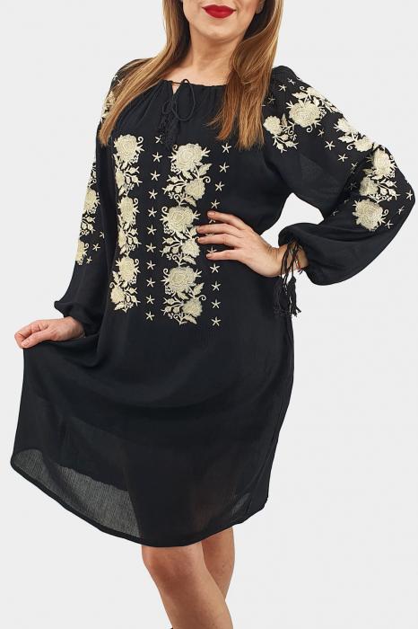 Rochie Traditionala Claudia 0