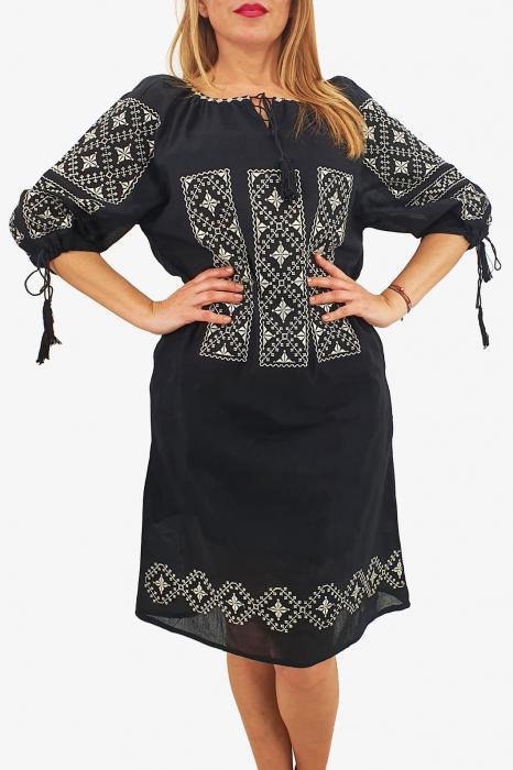 Rochie Traditionala Dorina 2 1