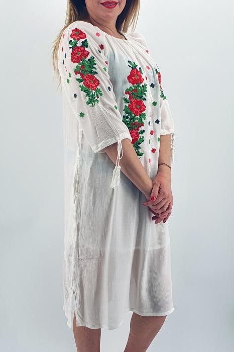 Rochie Traditionala Draga 4 3