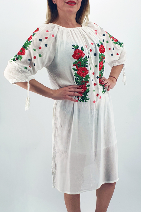 Rochie Traditionala Draga 4 2