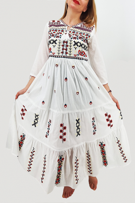 Rochie Traditionala Edera 5 1