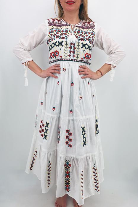 Rochie Traditionala Edera 5 4