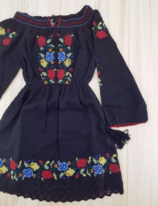Rochie traditionala Fetita Ana 3 1
