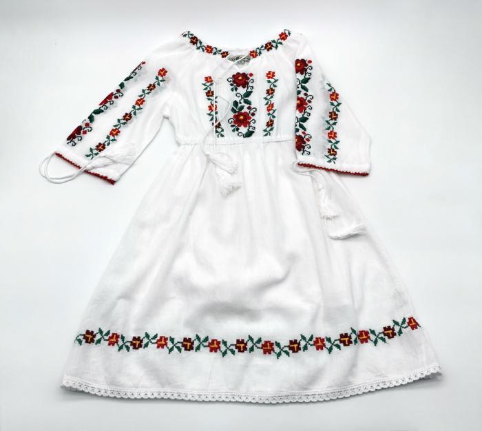 Rochie traditionala fetite Alana 0