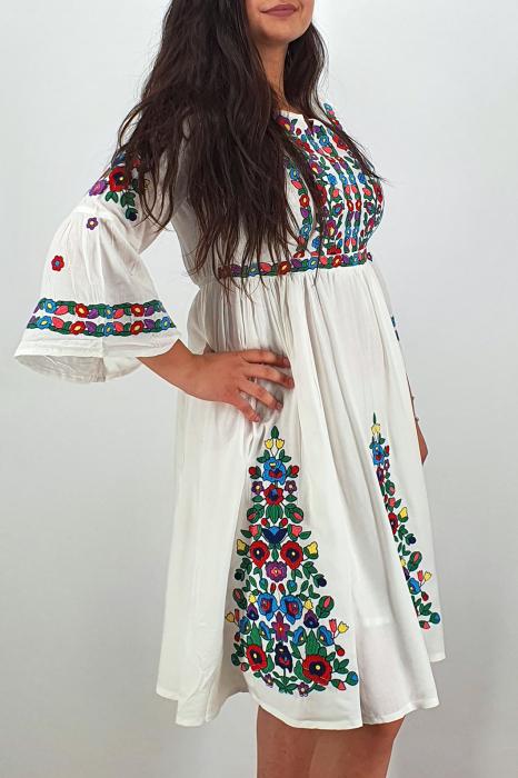Rochie Traditionala Fiorela 11 2